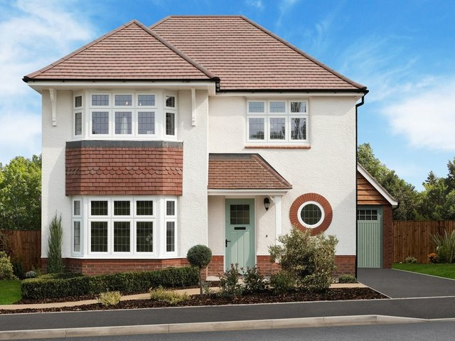 First look around the Market Harborough show homes that launch at the end of September
