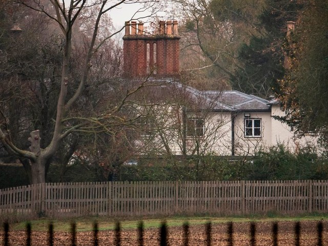 Meghan Markle and Harry's new Frogmore Cottage home is 'pretty dilapidated now'