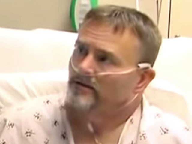 Unvaccinated Man Hospitalised With COVID-19 Still Refuses To Get The Vaccine
