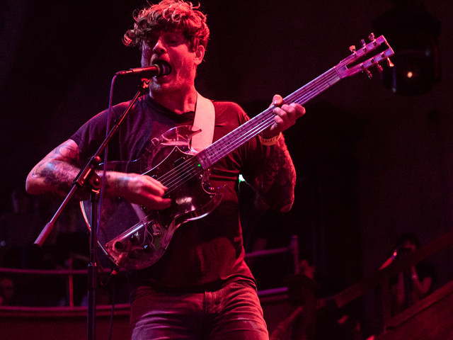 The Oh Sees, Prettiest Eyes: Albert Hall, Manchester