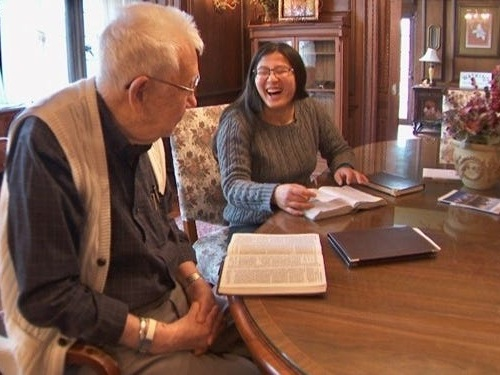 Colleges are creating intergenerational living programs because they benefit both seniors and students