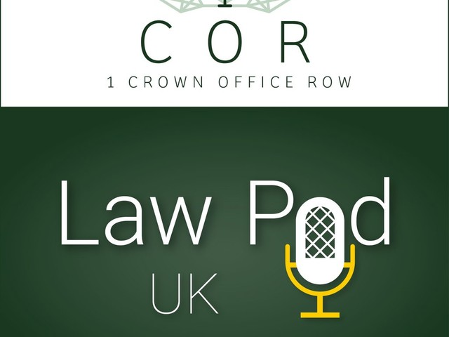 Law Pod UK Latest Episode: The Right to Die with Dignity