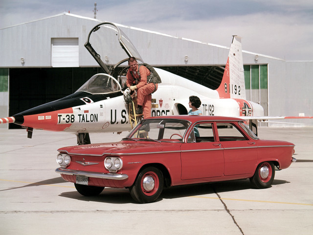Chevrolet Corvair: the Pioneering Economy Car With a Bad Reputation