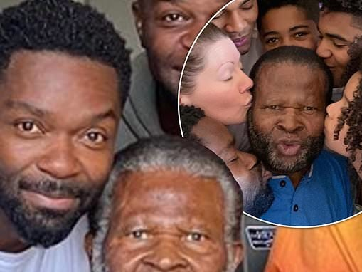 David Oyelowo reveals his dad Stephen has passed away after a battle with colon cancer