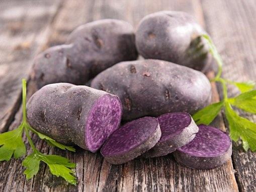 Purple potatoes may slash risk of colon cancer and IBD