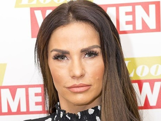 Katie Price begs fans to report Facebook account as she claims she's been 'hacked'