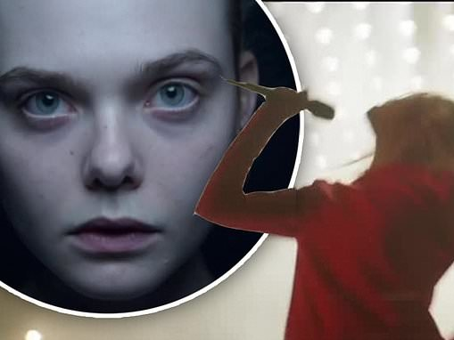 Elle Fanning transforms into a pop star and sings Ellie Goulding's Lights in new Teen Spirit trailer