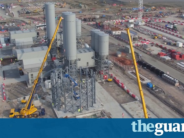 Hinkley Point C: fresh strike threat over pay dispute