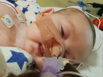 Lawyers examining reports on health of baby Charlie ahead of Monday hearing