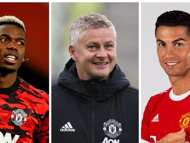 Manchester United transfer news LIVE Paul Pogba contract latest plus Cristiano Ronaldo updates