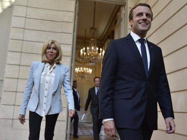 France Is Trying to Decide Whether Being a First Lady Should Be a Real Job Or Not