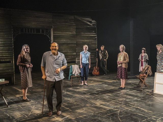 Tennessee Williams Turns On The Heat In Southern Gothic Drama Orpheus Descending