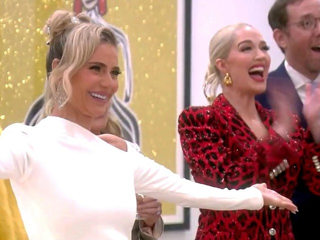 Real Housewives of Beverly Hills Season-Premiere Recap: It's Not (Yet) About Tom