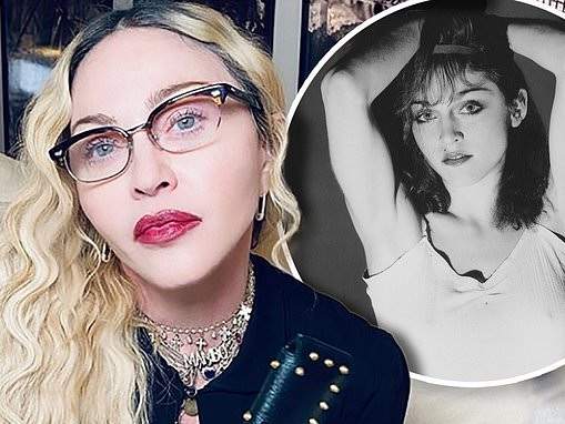Madonna's biopic 'will recount the harrowing night she was raped at knifepoint at the age of 20'