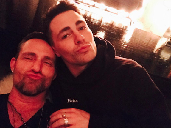 Colton Haynes Is A Married Man — Details On The Palm Springs Ceremony HERE!