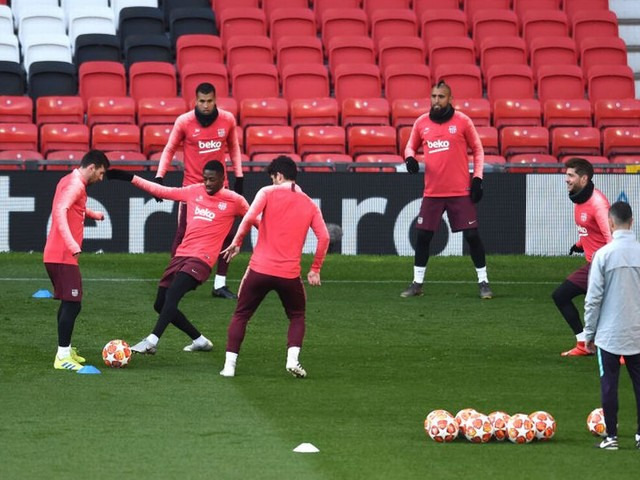 What Manchester United fans can learn from Barcelona's open training session at Old Trafford