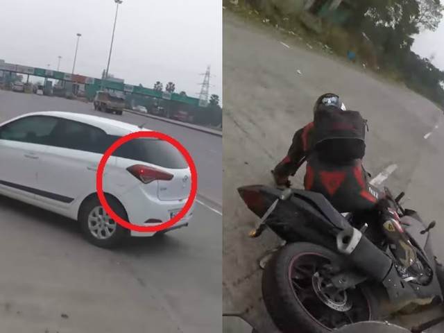 VIDEO : Here's Another Reason Why You Should Be Extra Cautious On Indian Roads