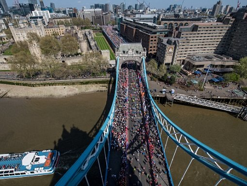 London air pollution fell 89 per cent due to marathon restrictions
