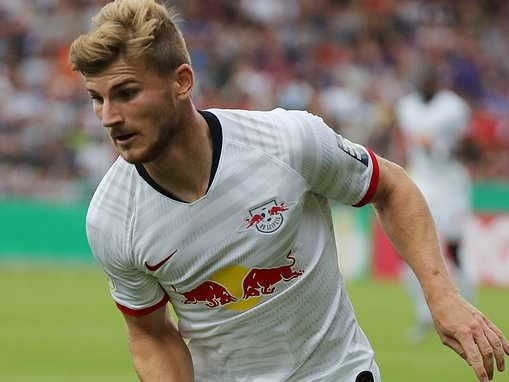 Bundesliga news: Timo Werner extends his contract with RB Leipzig until 2023