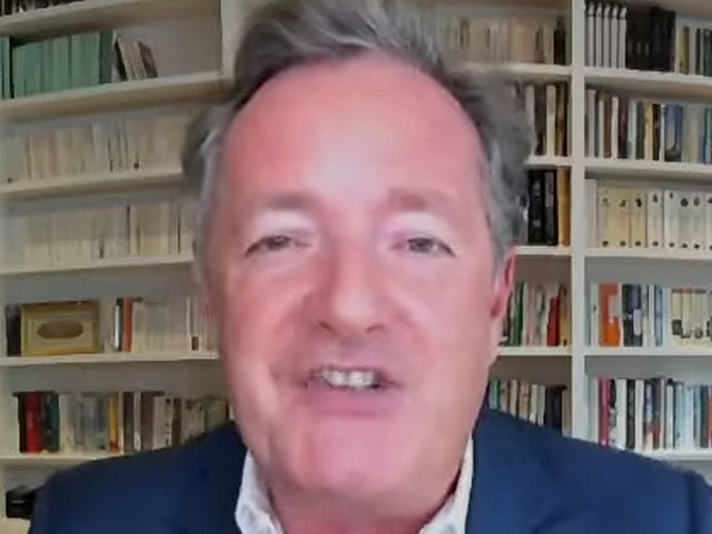 Piers Morgan slams Harry and Meghan's treatment of the Queen as 'sickening'