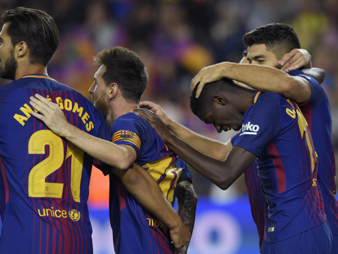 Battle for control of Barca overshadows Juventus reunion