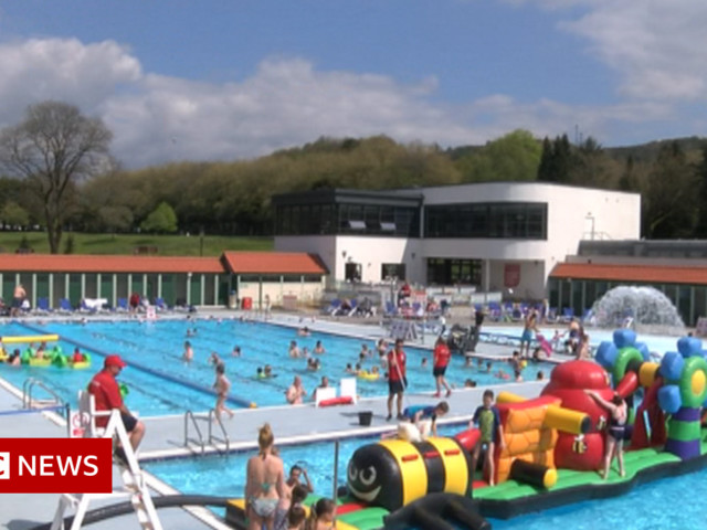 Outdoor swimming in Wales: Are lidos making a comeback?