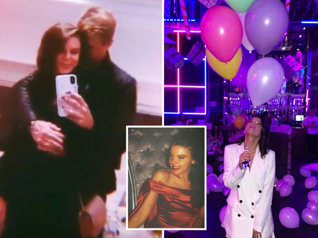 Inside Faye Brookes' Valentine's break in New York with boyfriend Joe – one year after ex Gareth Gates proposed there