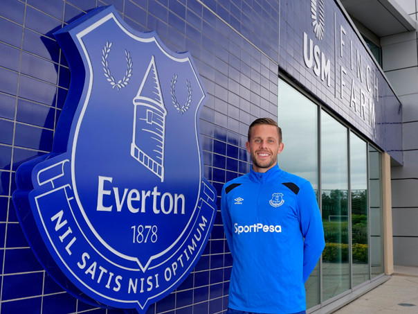 Official: Everton Pilfer Gylfi Sigurdsson From Swansea In Club Record £45m Deal (Photo)