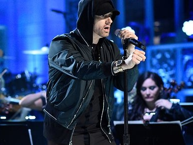Eminem Shares Racially-Charged New Song 'Untouchable': Listen
