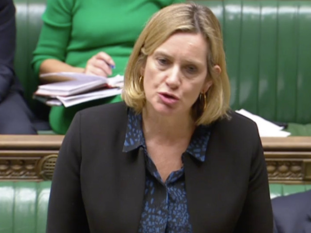 Amber Rudd Admits There Are 'Problems' With Universal Credit