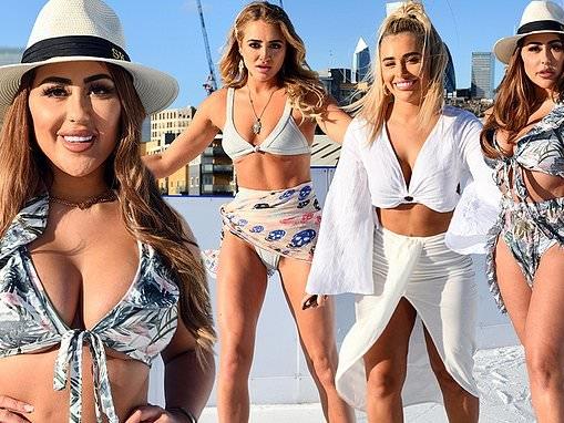Celebrity Ex On The Beach 2019: Sophie Kasaei, Ellie Brown and Georgia Harrison don tiny bikinis