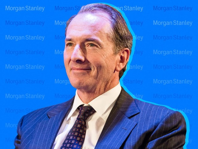 Morgan Stanley CEO James Gorman wants US employees back in the office by Labor Day. 'If you can go into a restaurant in New York City, you can come into the office.'