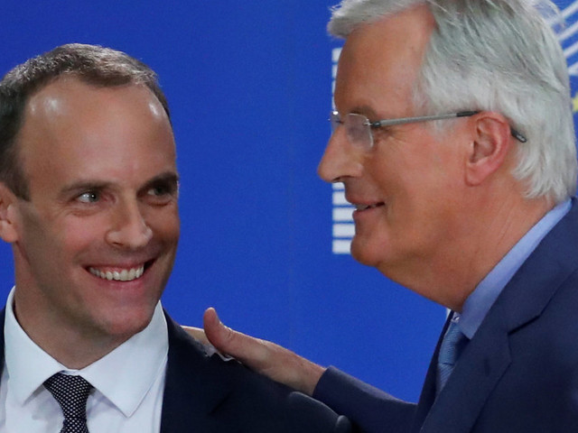 Michel Barnier Demolishes Centrepiece Of Theresa May's Chequers Brexit Plan