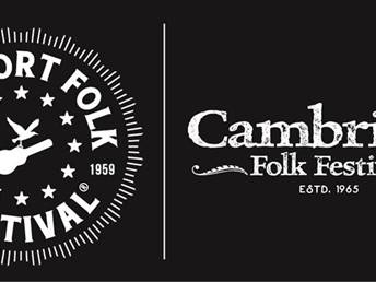 Cambridge and Newport – historic twinning of two legendary Folk Festivals