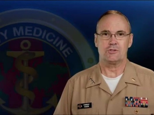 Navy Surgeon General calls photos of Navy nurse flipping off newborn babies 'highly offensive'