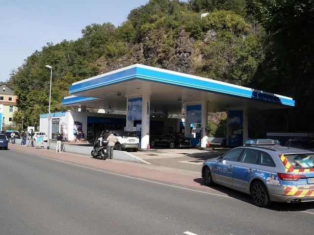Petrol station worker shot dead following mask row as man arrested on suspicion of murder