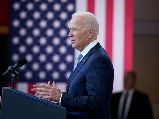 These 5 key numbers are currently defining the Biden presidency from unemployment to vaccinations