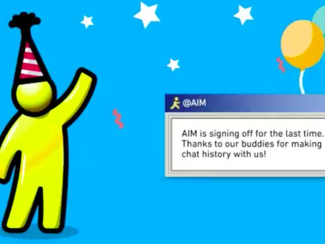 AIM is officially dead