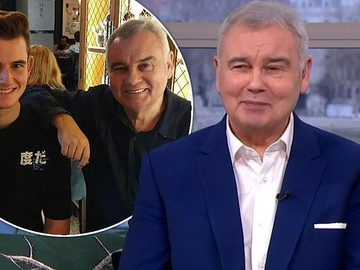 Eamonn Holmes shares rare snap with son Jack on his 19th birthday