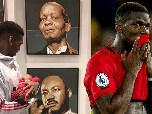 'Racist insults are ignorance and can only make me stronger': Paul Pogba hits back at abusers
