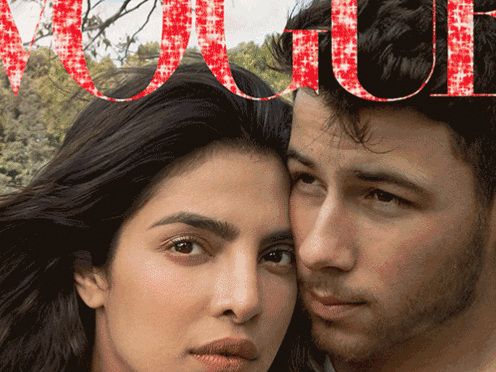Priyanka Chopra & Nick Jonas Cover 'Vogue' as Newlyweds!