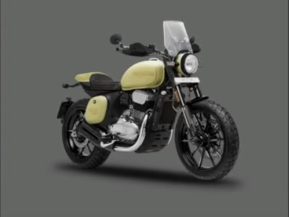 Someone Imagined The Jawa 42 As A Scrambler And It Looks Mouth Wateringly Hot