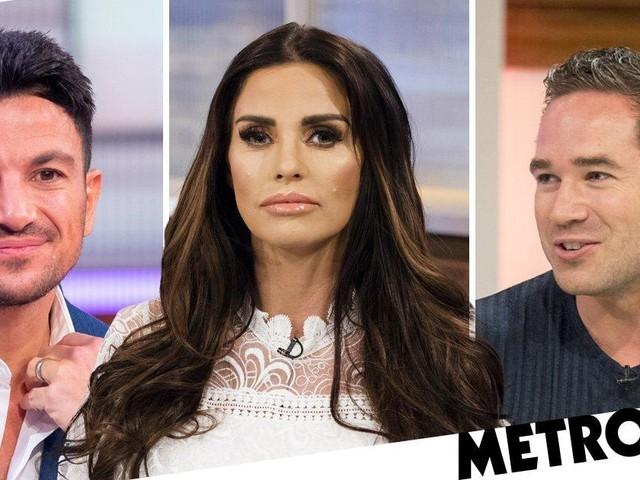 Kieran Hayler admits Peter Andre was the 'love of Katie Price's life'