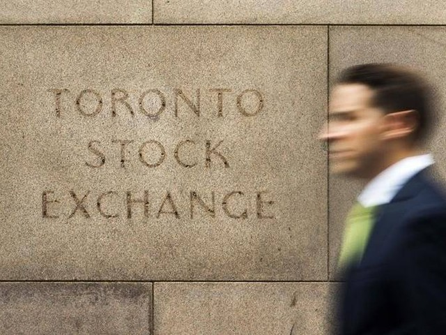 At midday: TSX falls as energy stocks weigh; Shopify jumps