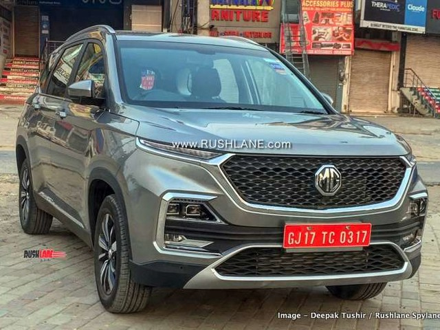 MG Hector advantages over Tata Harrier