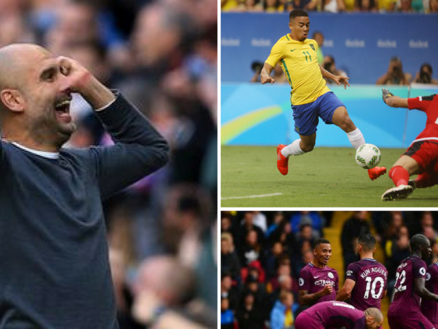 Man City news and transfer rumours LIVE Gabriel Jesus and Pep Guardiola updates