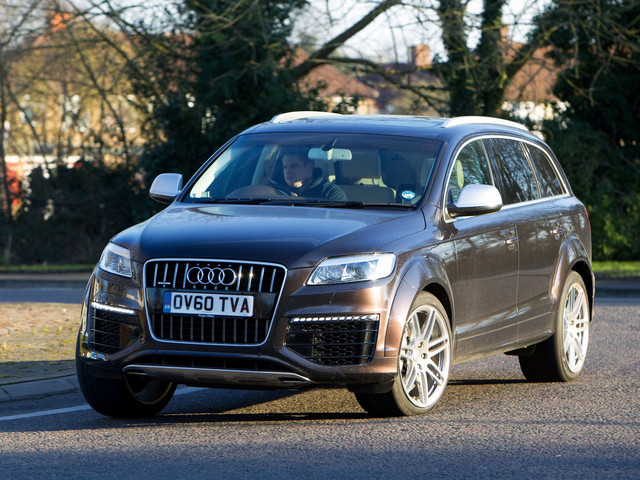 Nearly new buying guide: Audi Q7