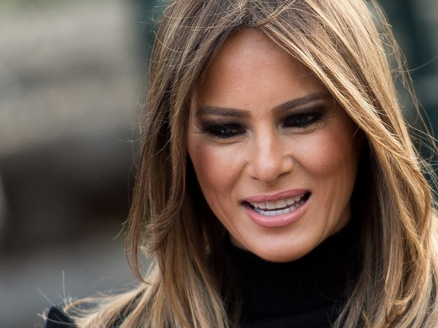 People are upset that Melania Trump hasn't appeared on a magazine cover since becoming first lady