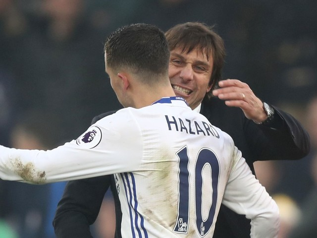 Conte, Kanté, Hazard, Hayes nominated for 2017 The Best FIFA Awards