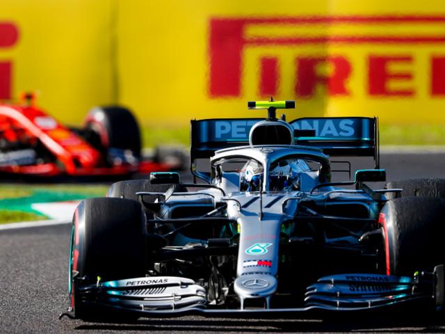 Bottas wins Japanese GP as Mercedes wraps up 2019 constructors' title